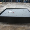 Κατασκευή απο σίδερο 200Χ200 εκ (Ναυπηγοεπισκευαστική Ζώνη Περάματος)
